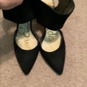 Black 3 in Heels by Sam Edelman